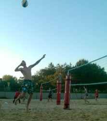 Beach Volley Worthing